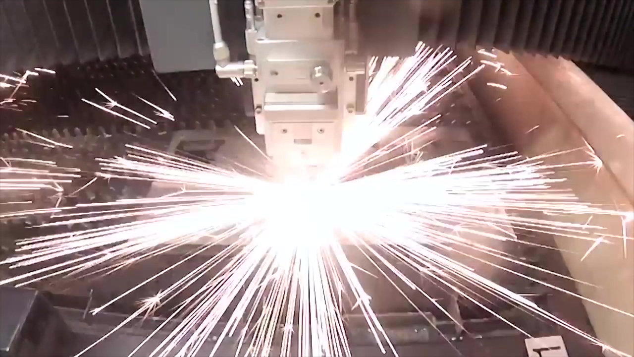RES Automated Fiber Laser