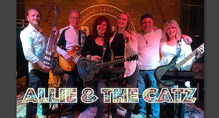 Allie & The Catz... LIVE @ Bub's Distillery