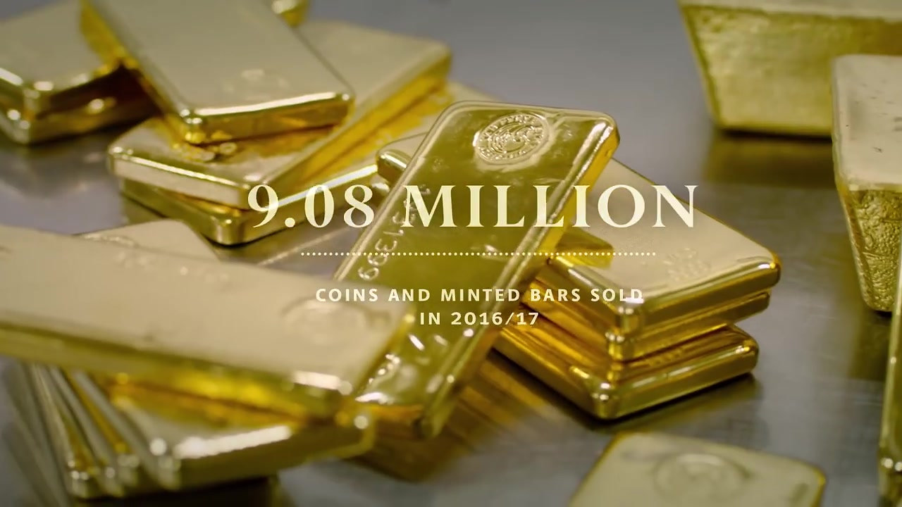 The Perth Mint - leading the world in precious metals