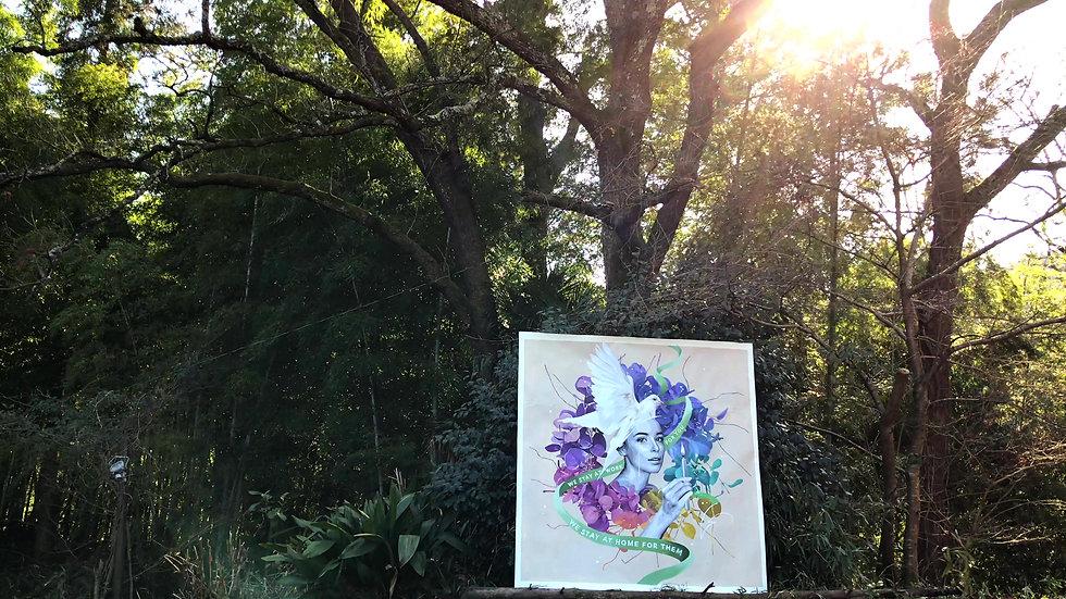 [ BLENDING INTO NATURE ] AYUMI ENDO Exhibition 2021