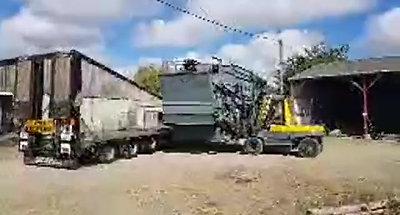 La houblonnière arrivée machine