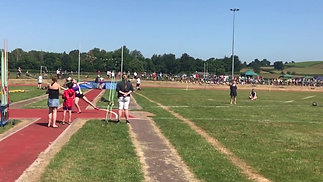 U13 Girls Javelin 2018 - Brecon