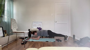 30 Min Burnout with Michelle - Upper Bod