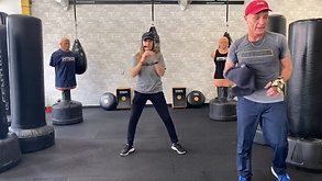 Fitbox Boxing with Sue 03/31