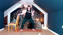 Yoga Orkney Online - Full Body Barre - Circuit Style