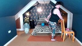 Yoga Orkney® Online - Full Body Barre -Legs Eleven