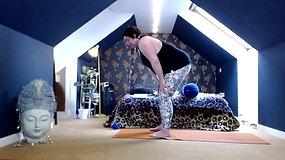 Yoga Orkney® Online - Restorative Yoga - Mixing the Signals