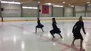 Creativity in Synchro Practice, Marigold Ice Unity, Helsinki, Finland
