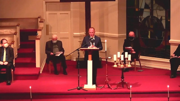 Raynor & D'Andrea Candlelight Service