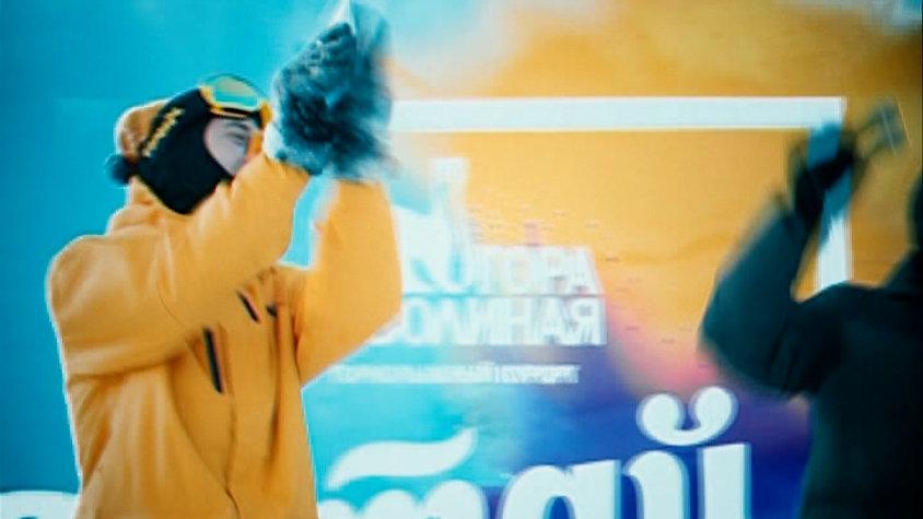 Рекламный ролик для ТК Аист