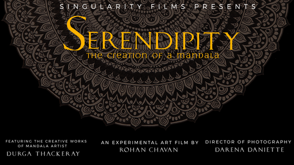 Serendipity - The Creation of a Mandala