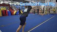 Cartwheel Frontflip