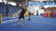Butterfly Kick