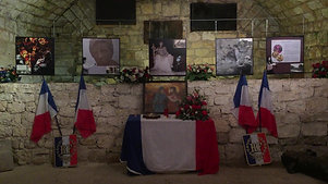 Memorial at Verdun Battlefield