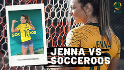 The Jennarator v Socceroos