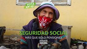 SEGURIDAD SOCIAL: MÁS QUE SOLO PENSIONES
