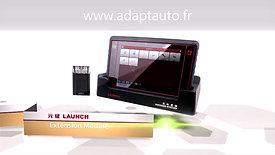 Présentation de outil de diagnostic Launch 2