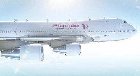Avião - Picuaia
