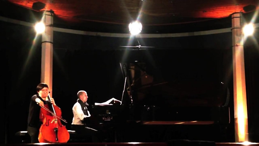 """""""Vocalise"""" Op.34 No.14 by Sergei Rachmaninoff"""