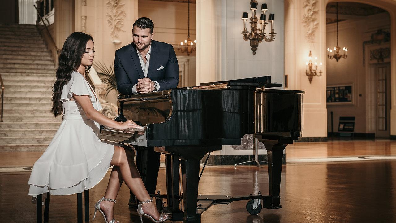 Michele & Nicolas Love Story