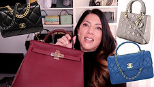 MY DESIGNER HANDBAG COLLECTION | Naomi Peris