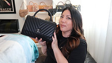 CHANEL SO BLACK COCO HANDLE | Naomi Peris