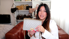 CHANEL GREY BOY BAG UNBOXING | Naomi Peris