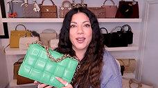 BOTTEGA VENETA CASSETTE BAG DUPE | ALIEXPRESS REVIEW | Naomi Peris Bags
