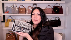 CHANEL PEARL FLAP BAG | Naomi Peris Bags