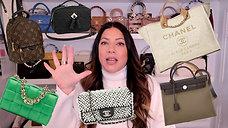 MY 5 BEST AND WORST DESIGNER BAGS | Naomi Peris