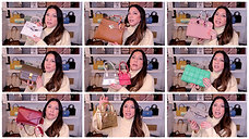 MY BAGS COLLECTION FROM ALIEXPRESS | Naomi Peris