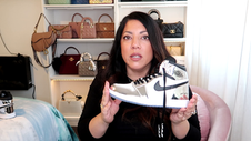 MY FIRST AIR JORDAN SNEAKERS UNBOXING  | Naomi Peris