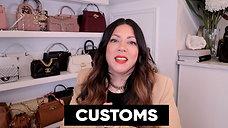 BAGS SEIZED BY CUSTOMS? | Naomi Peris