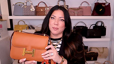 HERMES CONSTANCE BAG DUPE | ALIEXPRESS REVIEW