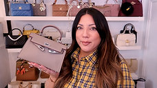 HERMES MINI KELLY DUPE | ALIEXPRESS REVIEW