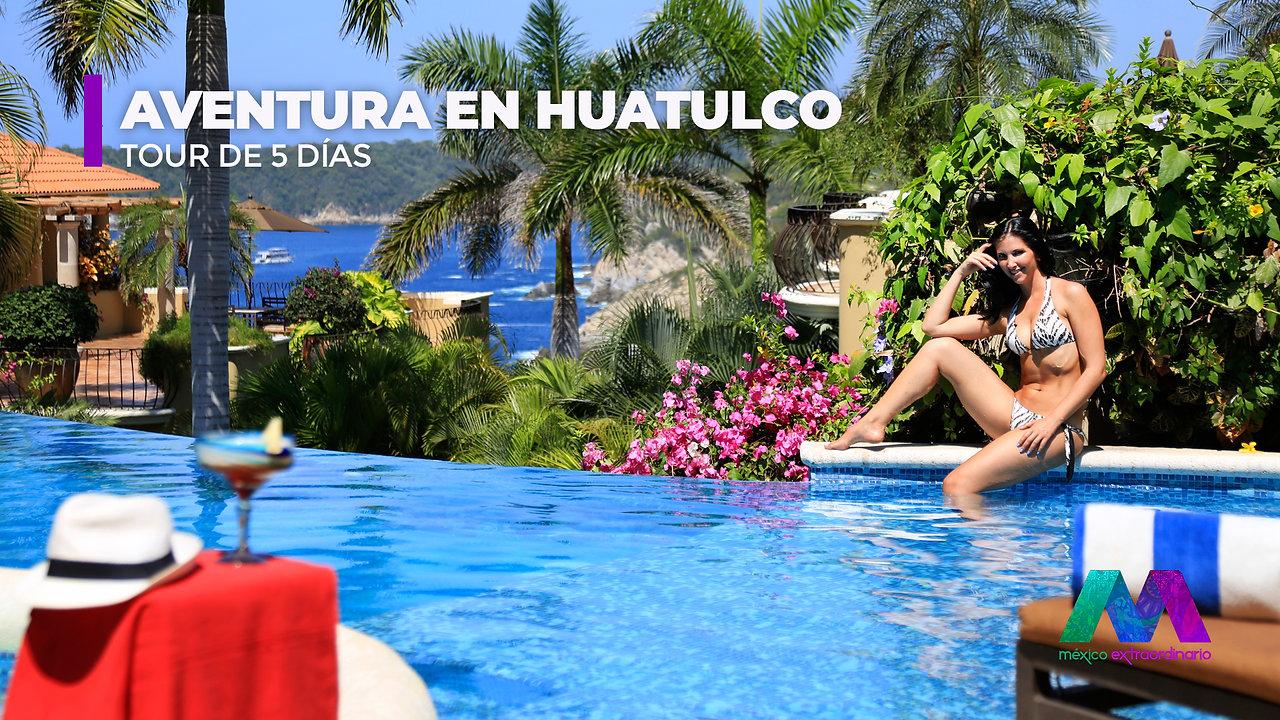 Aventura en Huatulco