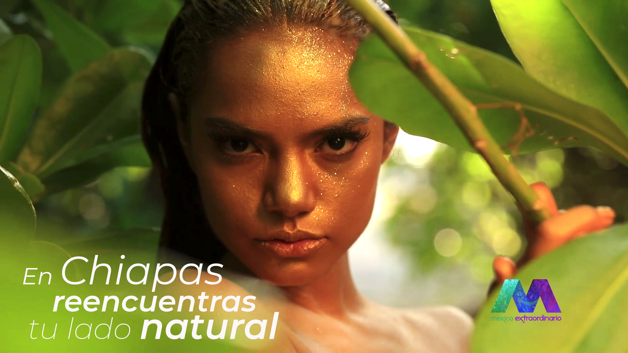 Chiapas despierta tu lado natural