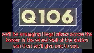 Q106 Radio Skit