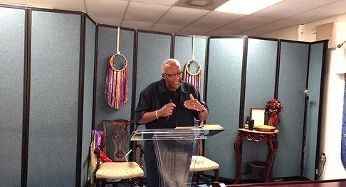 September 19, 2021 Pastor Edwin
