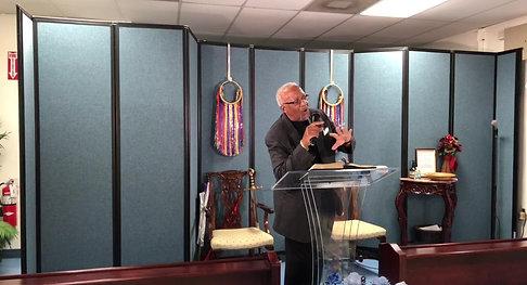 11/15/2020 Pastor Edwin Wilcher