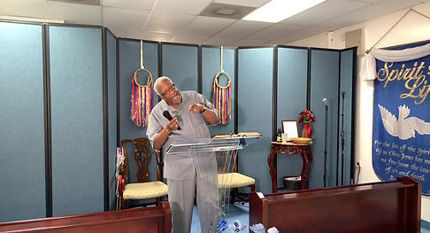 Pastor Edwin