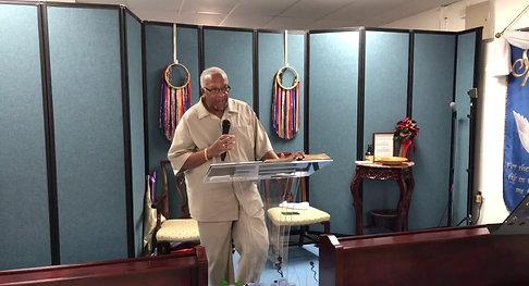 Pastor Edwin: Holy Spirit Cont.