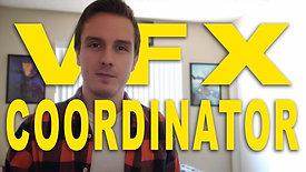 Terry Beck - BFA 18 - The Role of a VFX Coordinator