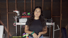 Iliana Ipes - BFA 2018 - 2nd AC Overview & What's In Her Bag