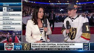 2017 NHL Draft - Cody Glass