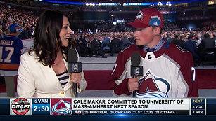 2017 NHL Draft - Cale Makar