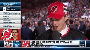 2017 NHL Draft - Nico Hischier