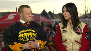 Hometown Hockey Whitehorse - Chase Blodgett