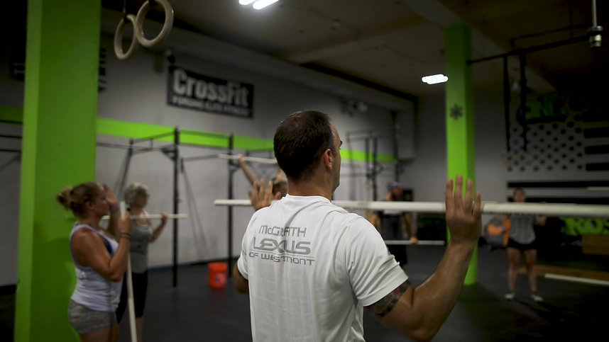 One Asterisk CrossFit