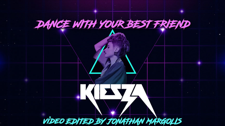 """Dance With Your Best Friend"" by Kiesza and Lick Drop feat. Cocanina and Shan Vincent De Paul"